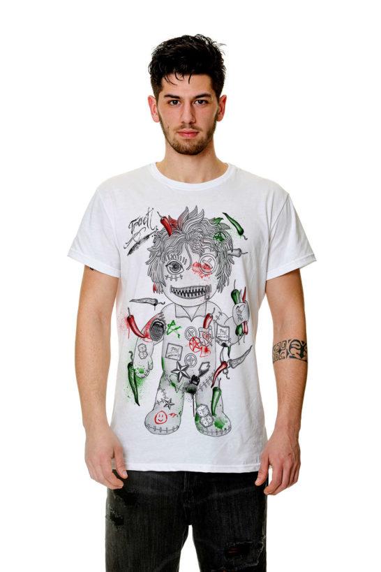 T-Shirt - TR141M - VOODOO