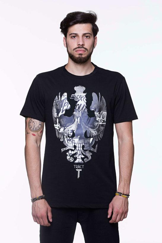 Urban Style T-shirt streetwear - ARALDICXX TRT20BM