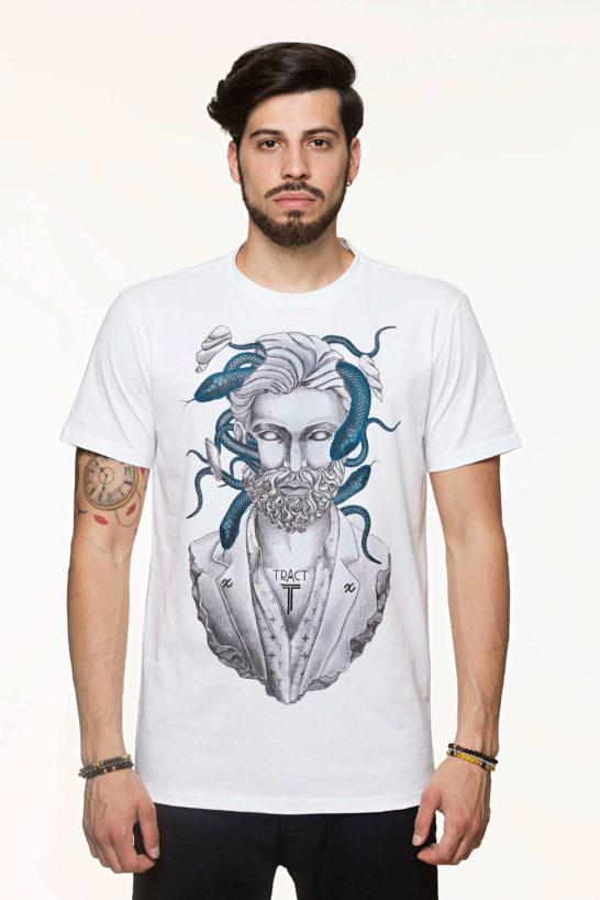 Urban Style T-shirt streetwear - APOLLO TRT60AM