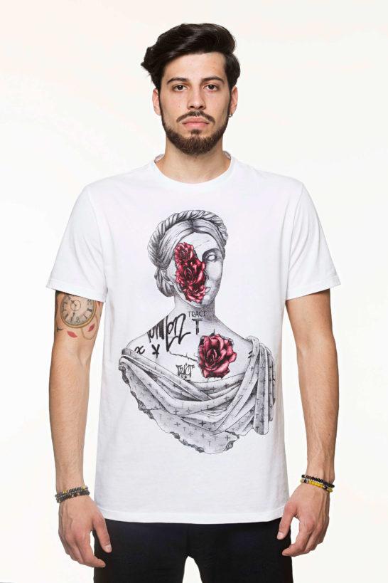 Urban Style T-shirt streetwear - STATUEXX TRT70AM
