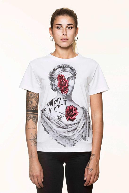 Urban Style T-shirt streetwear - STATUEXX TRT70AW