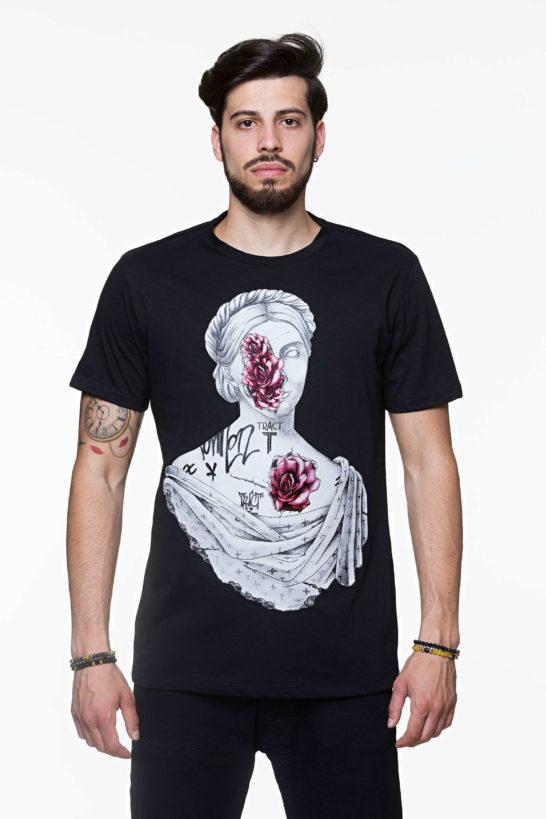 Urban Style T-shirt streetwear - STATUEXX TRT70BM