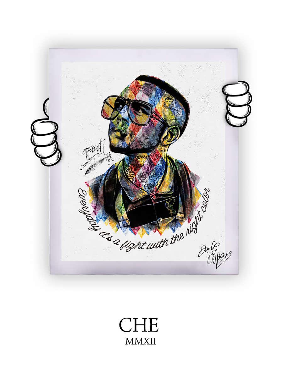Street Art Che 2012