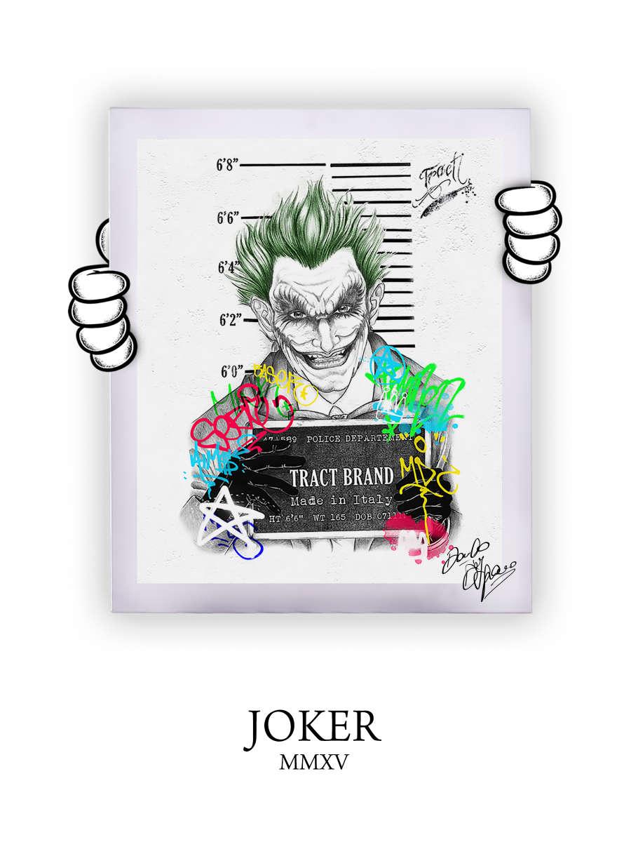 Street Art Joker 2015