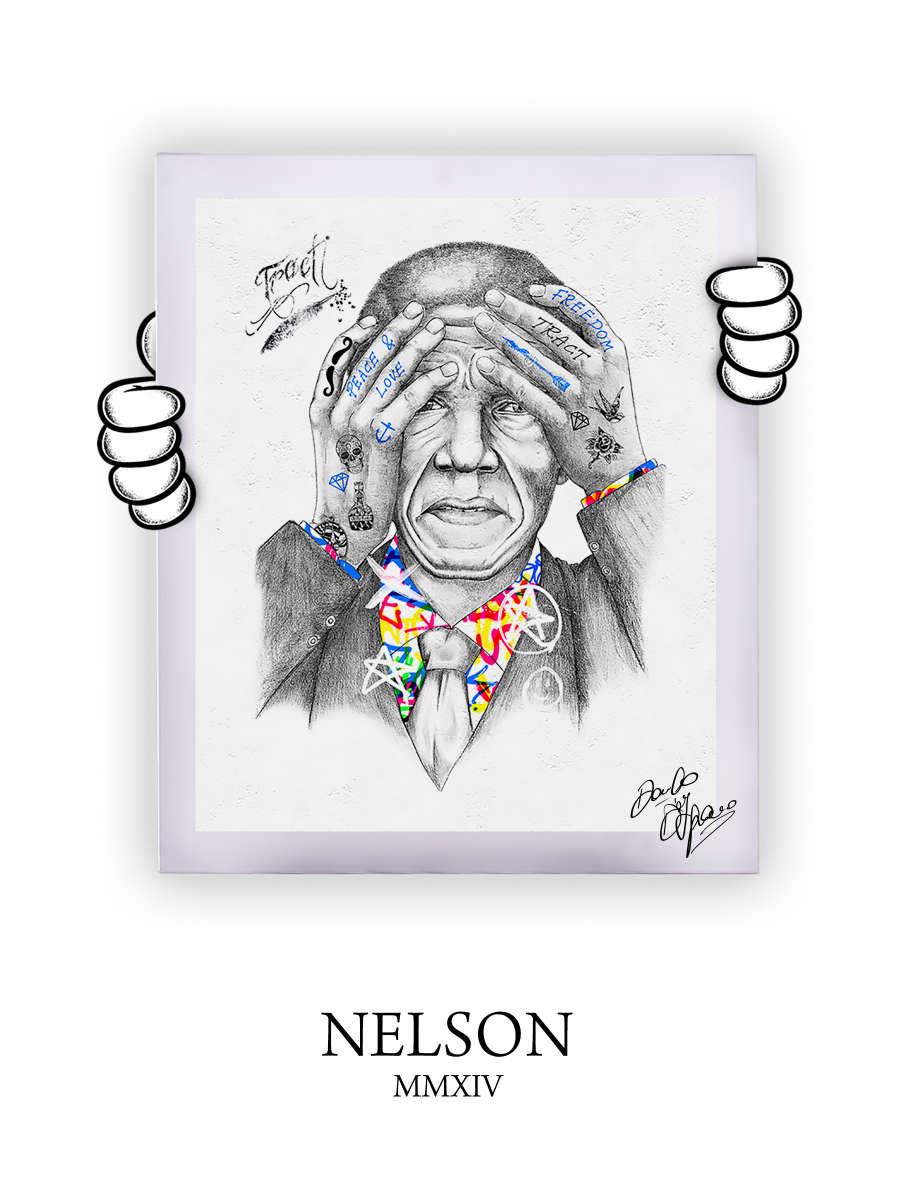 Street Art Nelson 2014