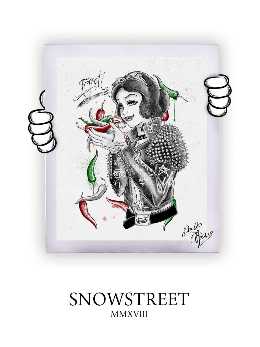 Street Art Snowstreet 2018