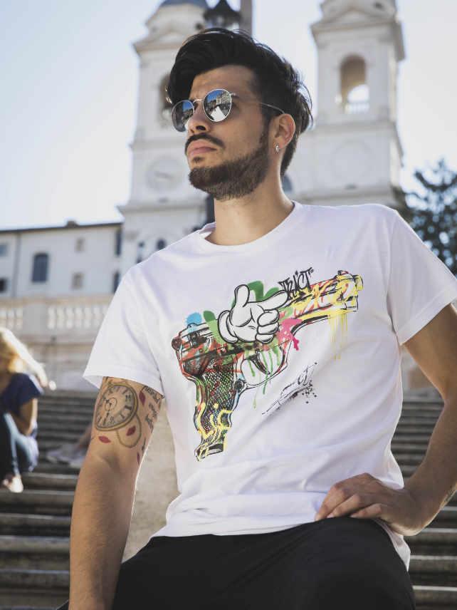 Urban Style T-Shirt Streetwear - Home 1 Desktop
