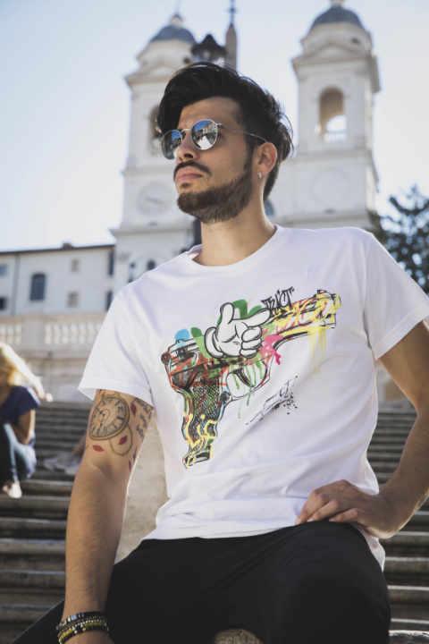 Urban Style T-Shirt Streetwear - Home 1 Tablet