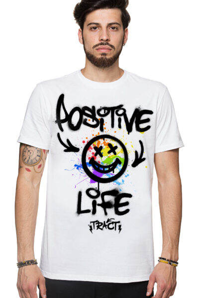 AIRBRUSH POSITIVE LIFE